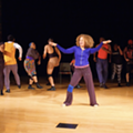 'Salt City' is an Afrofuturistic techno choreopoem about gentrification