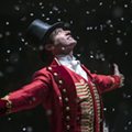 Hugh Jackman takes a stab at being 'The Greatest Showman' at Little Caesars Arena