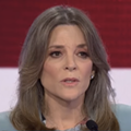 Marianne Williamson was Michigan's most Googled candidate following Dem. debates — and we might know why