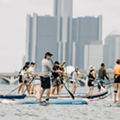 Detroit's 2019 OABI paddle board event has been canceled