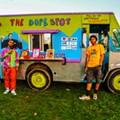 Shoot Dope Spot creates edgy pop art in the Motor City