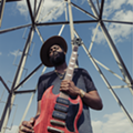 America's son, Gary Clark Jr., will bring his blues rock-fueled resistance to Meadow Brook
