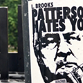 R.I.P. L. Brooks Patterson, a racist