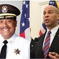 Wayne County Sheriff Napoleon endorses Cory Booker for president
