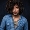 Lenny Kravitz, the original thirst trap, is here to save the world with love... again