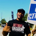Detroit rapper drops track about the GM strike