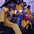 Deluxx Fluxx welcomes KOKOKO! — the Congolese band that turns trash into techno