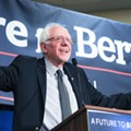 "Bernie Sanders' pro-pot stance gives ""Feel the Bern"" a new meaning."
