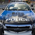 Detroit cop accused of demanding women's phone numbers had previous brushes with law