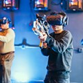 Ferndale's virtual-reality arcade VR+ Zone is a trip