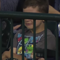 WATCH: A young Detroit Tigers fan has the perfect reaction after catching a grand slam