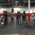 Downtown Boxing Gym Youth Program's ribbon-cutting tomorrow