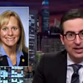 John Oliver sounds off on Todd Courser, Cindy Gamrat, and their whole odd sex scandal