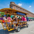 Pedal pubs gearing up to hit Metro Detroit