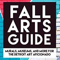 Welcome to Fall Arts Guide