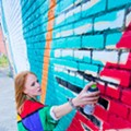 1xRUN's inaugural mural festival brings color to Eastern Market