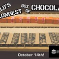 Bon Bon Bon is attempting to make the world's longest box of chocolate