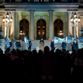 Here's the video from the Satanic Temple's state-sanctioned capitol ceremony