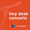 Updated: you have one month to create an original video for NPR's Tiny Desk Contest