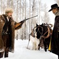 The Hateful Eight is now showing at Cinema Detroit and that's kind of a big deal
