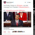 Detroit Pistons' mashup features Obama rapping Eminem lyrics