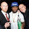 50 Cent to appear at Vodka Vodka this weekend