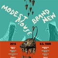 Just announced: Modest Mouse and Brand New at DTE July 3