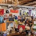 Ferndale antique shop's collection is complete