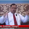 Sen. Coleman Young II blasts GOP for response to Flint water crisis