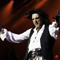 Alice Cooper will participate in this year's livestreamed Detroit Music Awards