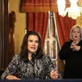 Gov. Whitmer chides protesters for defying social-distancing measures, possibly spreading the coronavirus