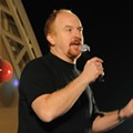 Just announced: Louis C.K. plays Detroit in August