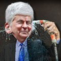 Taxpayers paying more than $6K a day for Gov. Snyder's legal fees