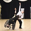 Rehabilitation Institute of Michigan, dance studio partner in program for people with a disability