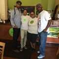 Wu-Tang's Ghostface Killah and RZA stop by Detroit Vegan Soul