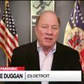 Mayor Duggan touts rapid coronavirus testing on Rachel Maddow Show
