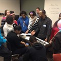 Free Detroit music camp explores the interplay of music and literacy