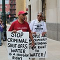 Detroit water shut-offs resume — and residents continue to struggle with bills