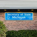 Michigan mailing absentee ballot applications for the August, November elections to every active voter