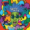 Sheefy McFly debuts new vinyl and digital release called 'Edward Elecktro'