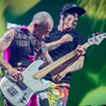Just announced: Red Hot Chili Peppers playing at the Joe