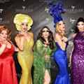 Have yourself a Merry little Christmas with a bunch of drag queens