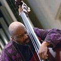 It's the 20th annual Edgefest now; William Parker Quartet plays tomorrow night