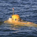 A Canadian smuggled weed across the Detroit River using a small submarine