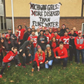 These Ohio State fans think it's funny to make jokes about Flint's water
