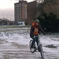 Detroiters who cycle all winter have what it takes to 'Bike the Blizzard'
