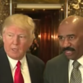 Steve Harvey says Trump has an inner city plan that will target Detroit