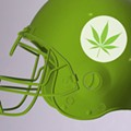 Cannabis could help football players deal with pain