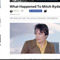ICYMI: Mitch Ryder's career chronicled at 'Music Aficionado'