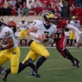 Mississippi replaces Michigan in The Big Ten, according to White House flub
